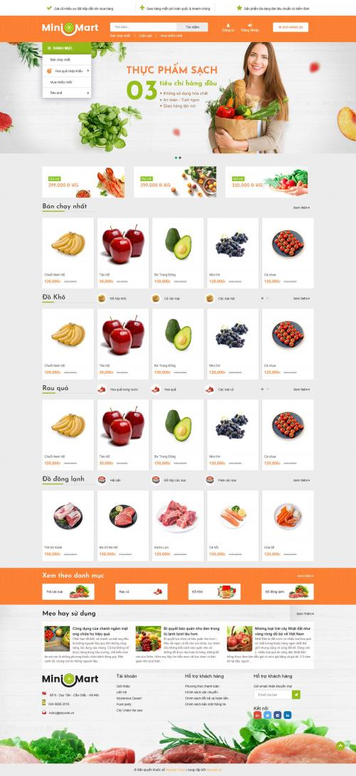 Thực phẩm MINIMART
