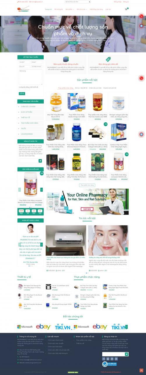 Nhà Thuốc Kw-Pharmacy