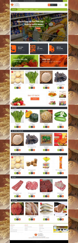 Thực phẩm Super Market
