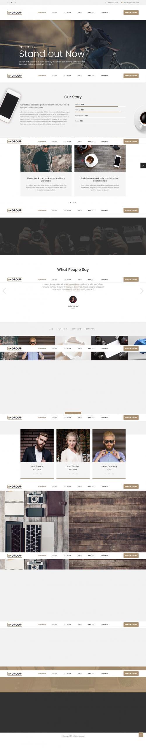 Website công ty