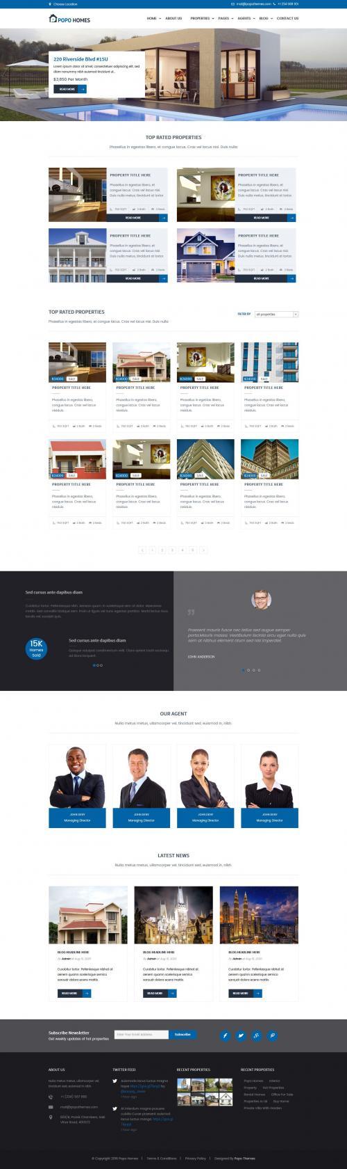 Website nhà đất,bất động sản