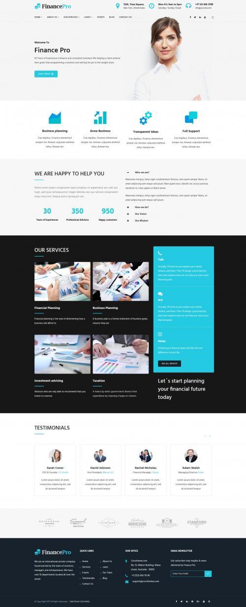 Website kế toán,tài chính